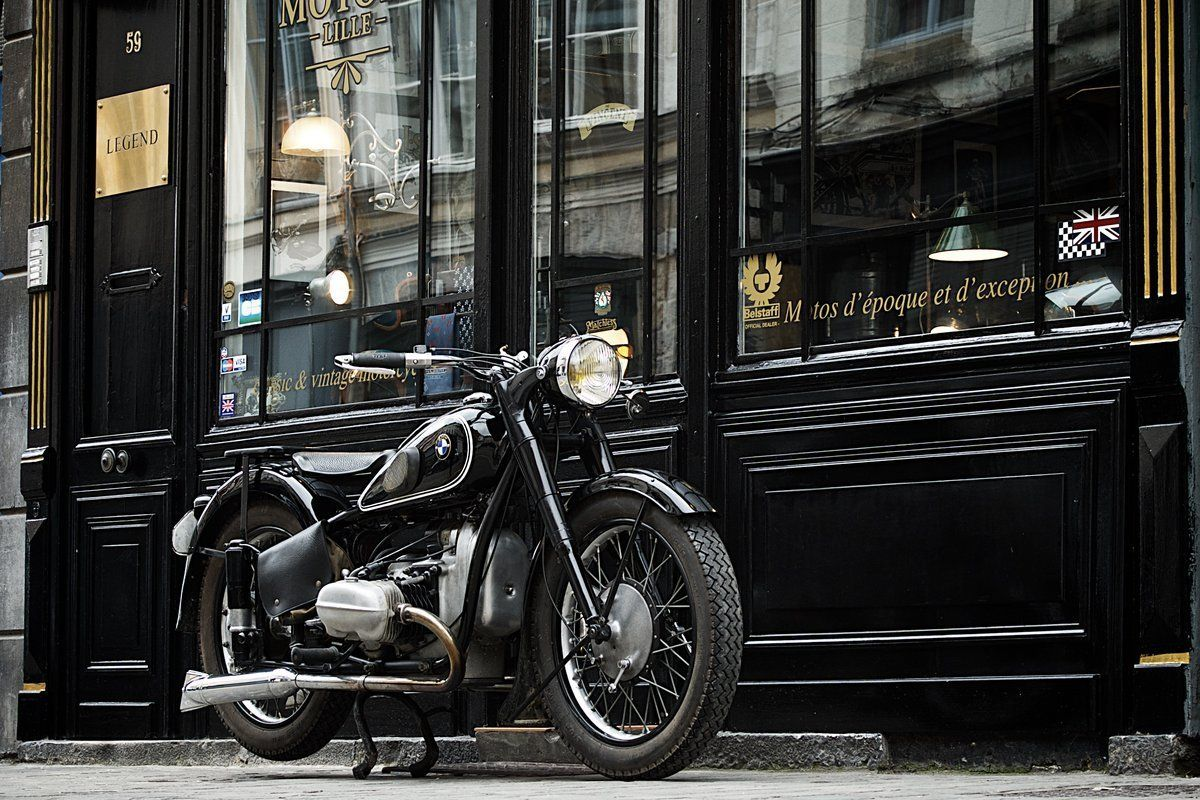 1938 BMW Motorcycles Other R66 (With images) Bmw
