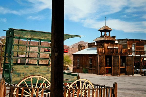 You can see the mine train running in the background of the photo at #CalicoGhostTown in #Barstow, #California.  #FilmBarstow www.FilmBarstow.com