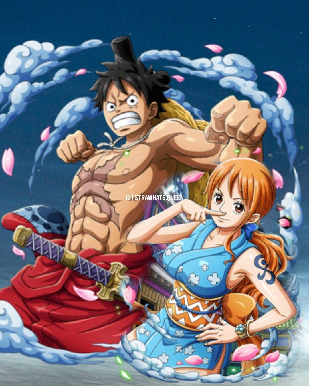 Pin by Giovanni Hernandez on My Edit in 2020 One piece