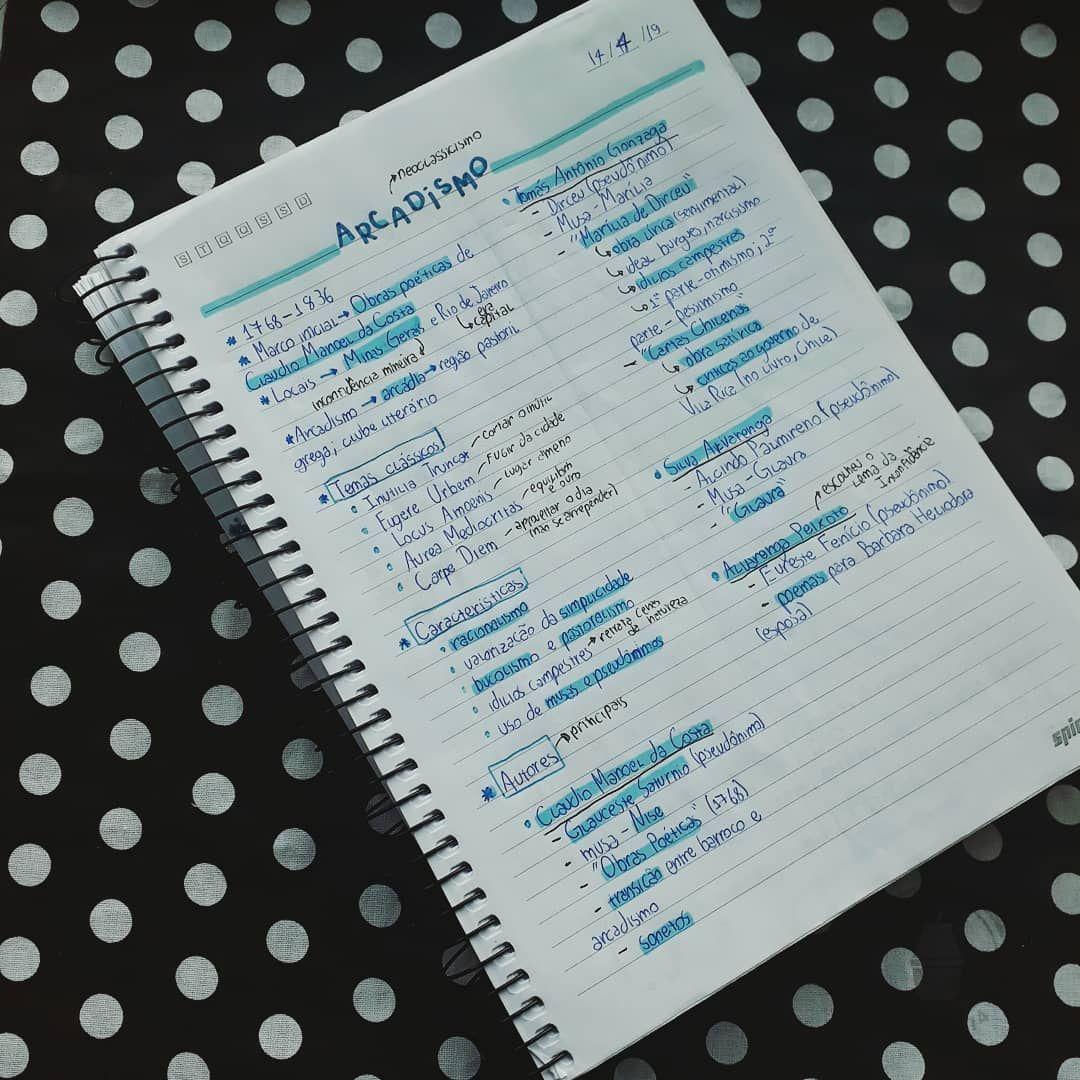 Pin Em Meu Studygram