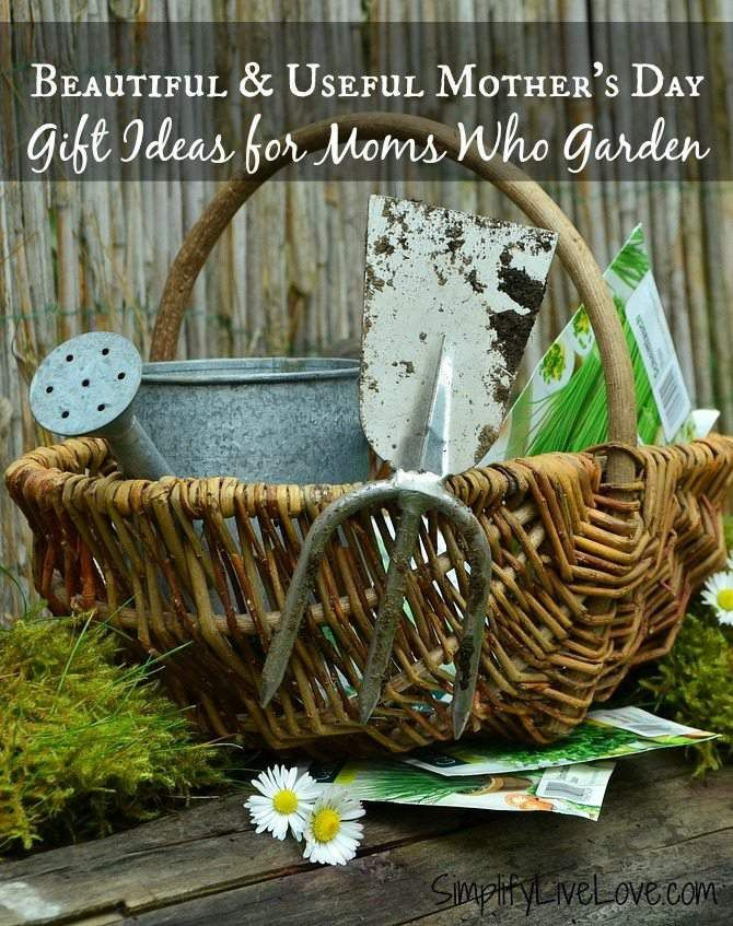 If you're looking for a gift for the special gardener in