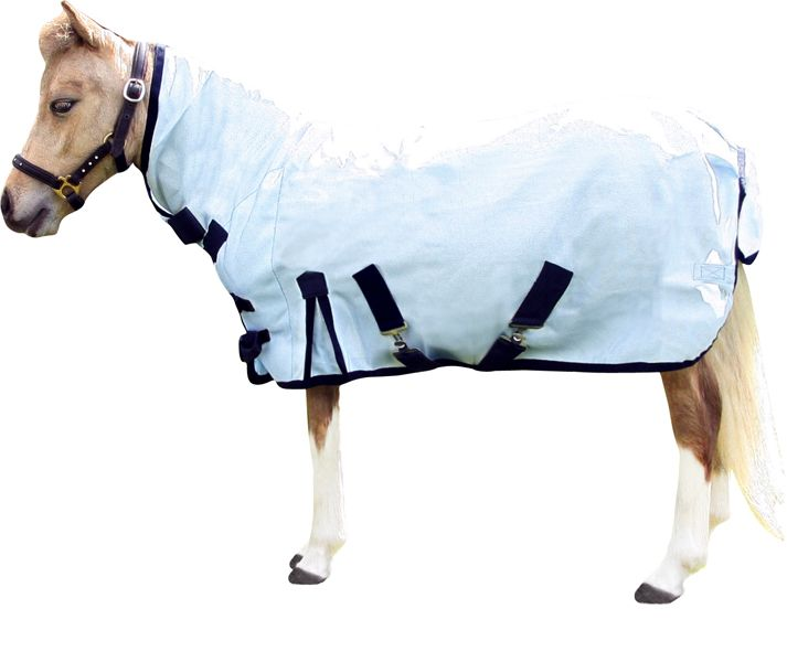 Iv Horse Wee Small Pony Fly Combination Rug 2 9 3