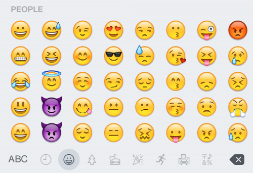 Emoji Blog How To Use Emoji On Iphone Running Ios 8 3 And Above Emoji Keyboard Secret Emoji Emoji