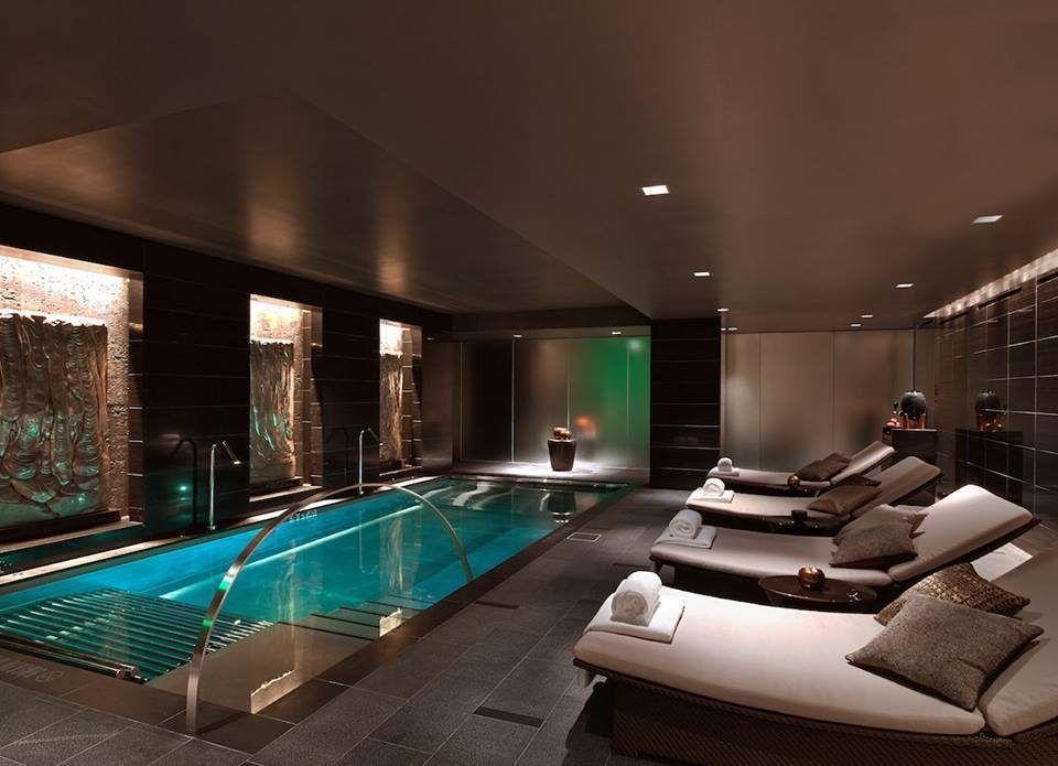 The top ten luxury spas in dallas fort worth spa design for Design hotel jewel