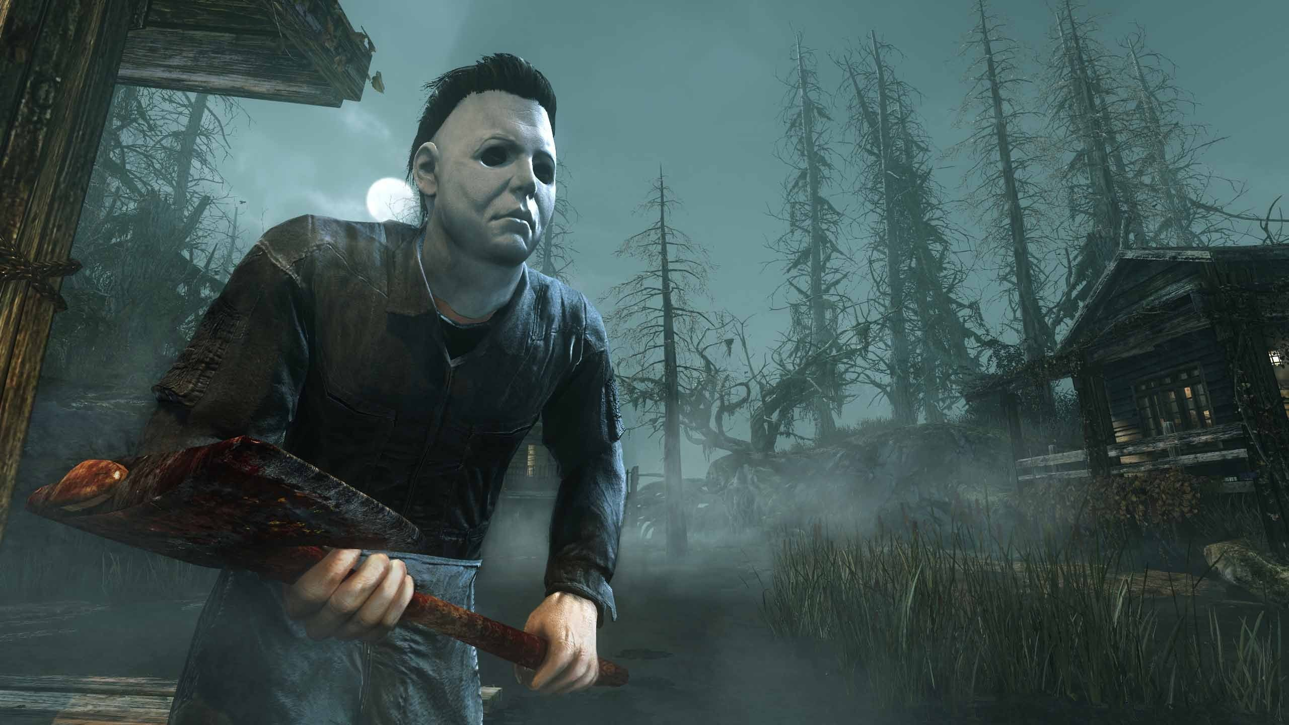 2560x1440 Hd B Michael Myers B Halloween B Wallpaper