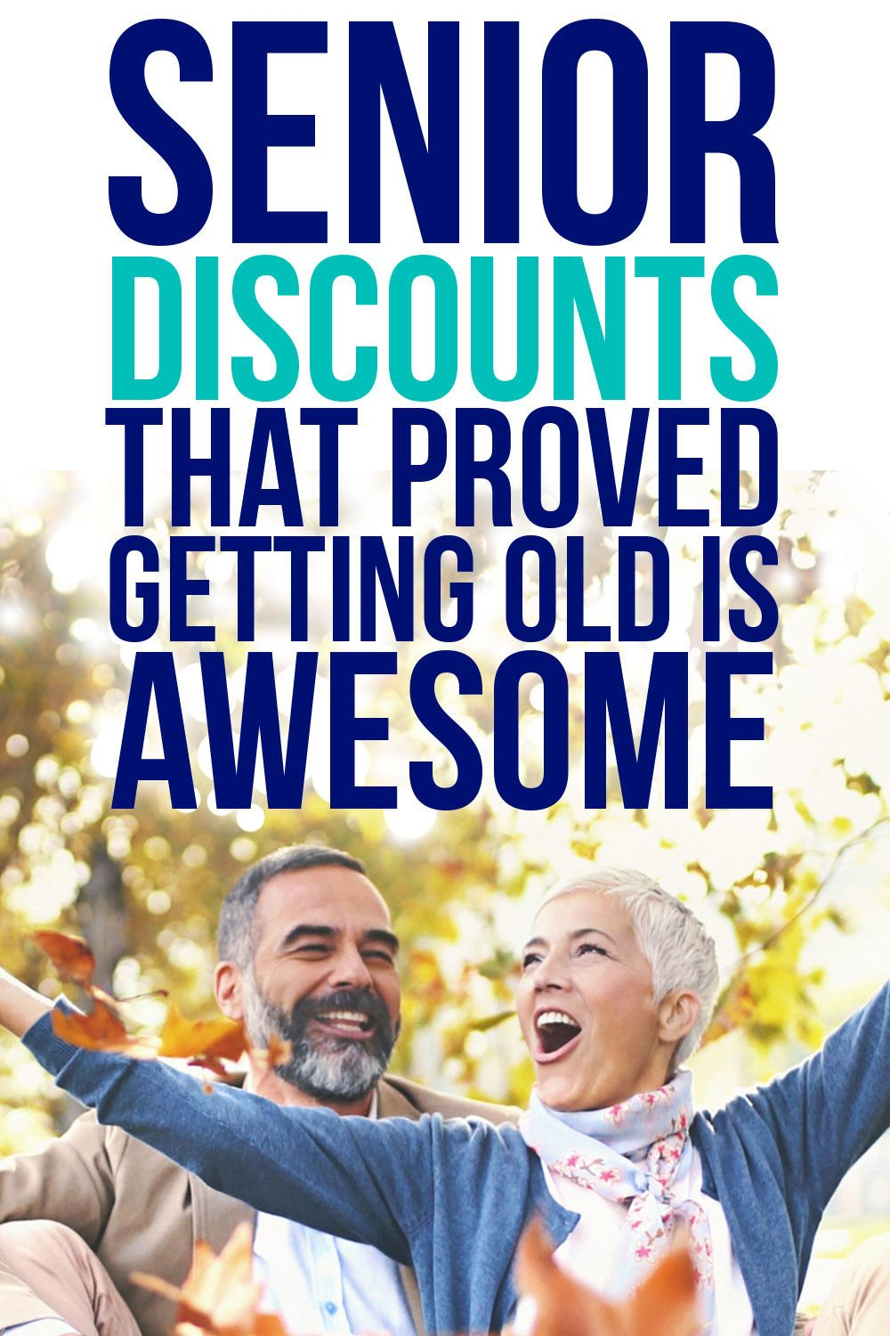 What stores offer senior discounts