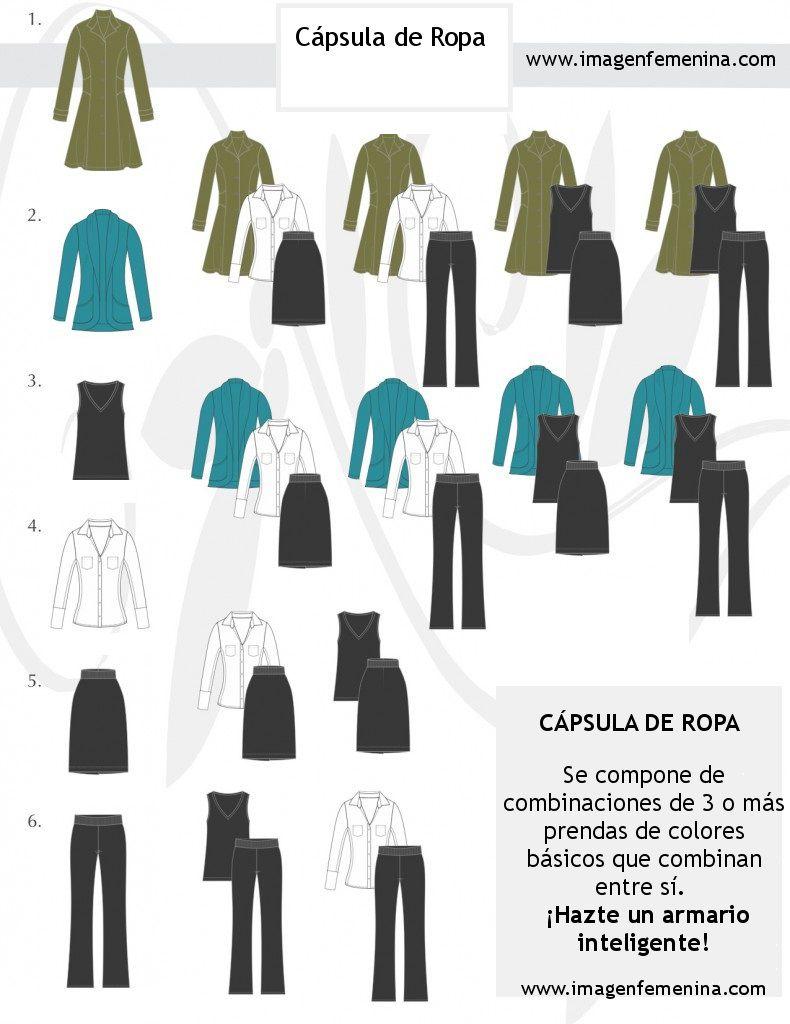 C psulas de ropa fondo de armario nayra barreiro imagen - Armarios para ropa ...