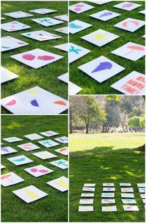 Photo of Lustige Spiele für draußen selber machen – 23 Ideen für den Garten