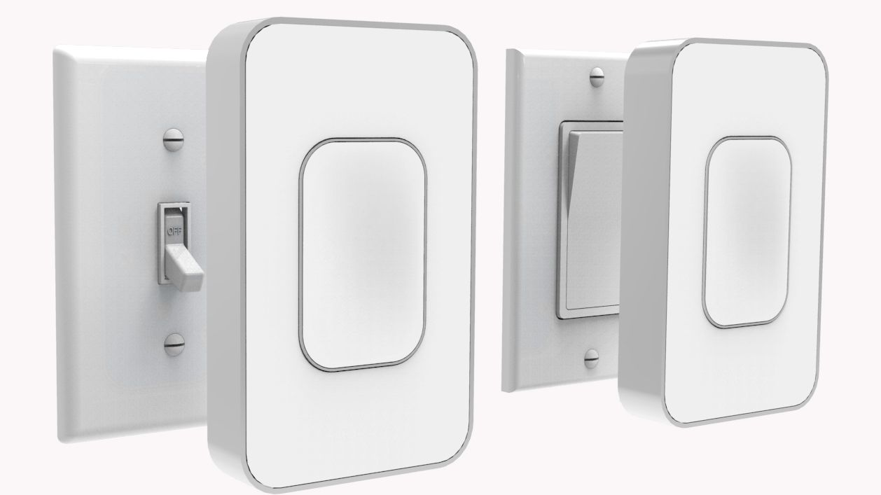 These Smart Light Switches Require Zero Wiring Switchmate Smart Lighting Home Technology