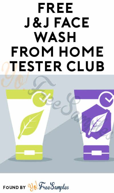 free tester samples free jj gel face wash from home tester club survey required
