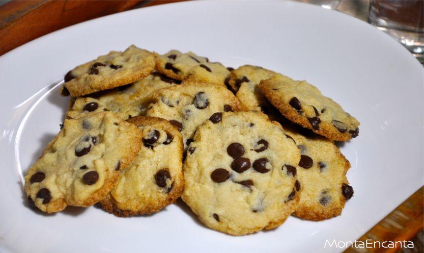 Cookie Amanteigado