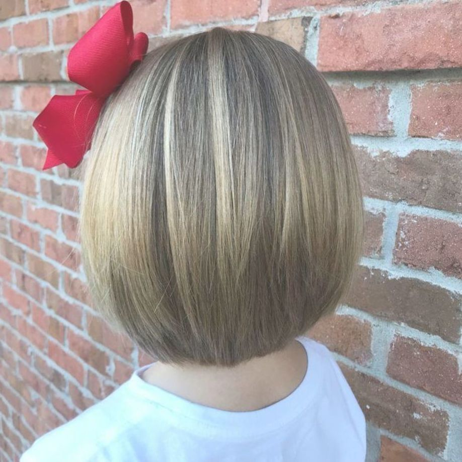 These Hairstyles For Little Girls Never Get Out Of Fashion Or Get Old That Is The Reason Hair Stylists Little Girl Haircuts Girl Haircuts Girls Short Haircuts