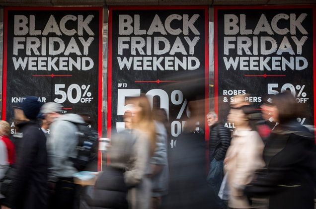 Black Friday: 57 Million Shoppers Targeted Consumer Electronics Technology | Billboard