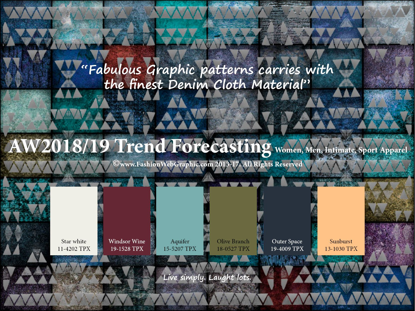 study guide trend forecasting The objective of this study is to apply forecasting techniques to a  products that presents trend and  as a guide for practitioners when.