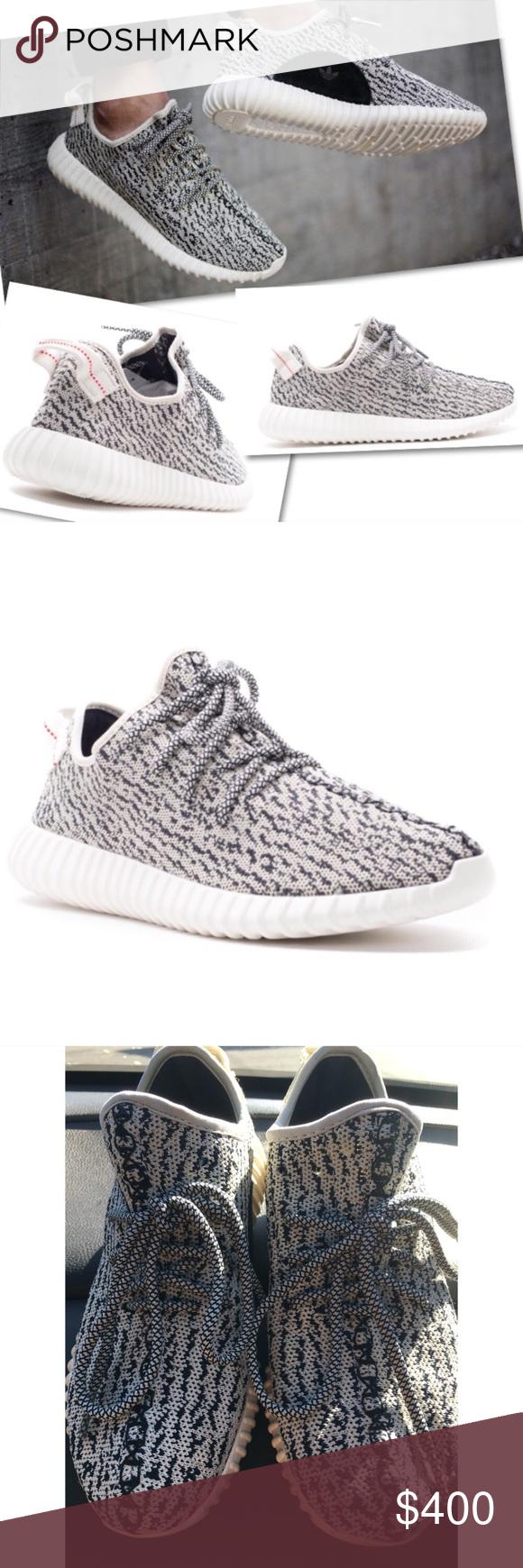 Auth Adidas Yeezy Boost 350 tórtola zapatillas Authentic adidas
