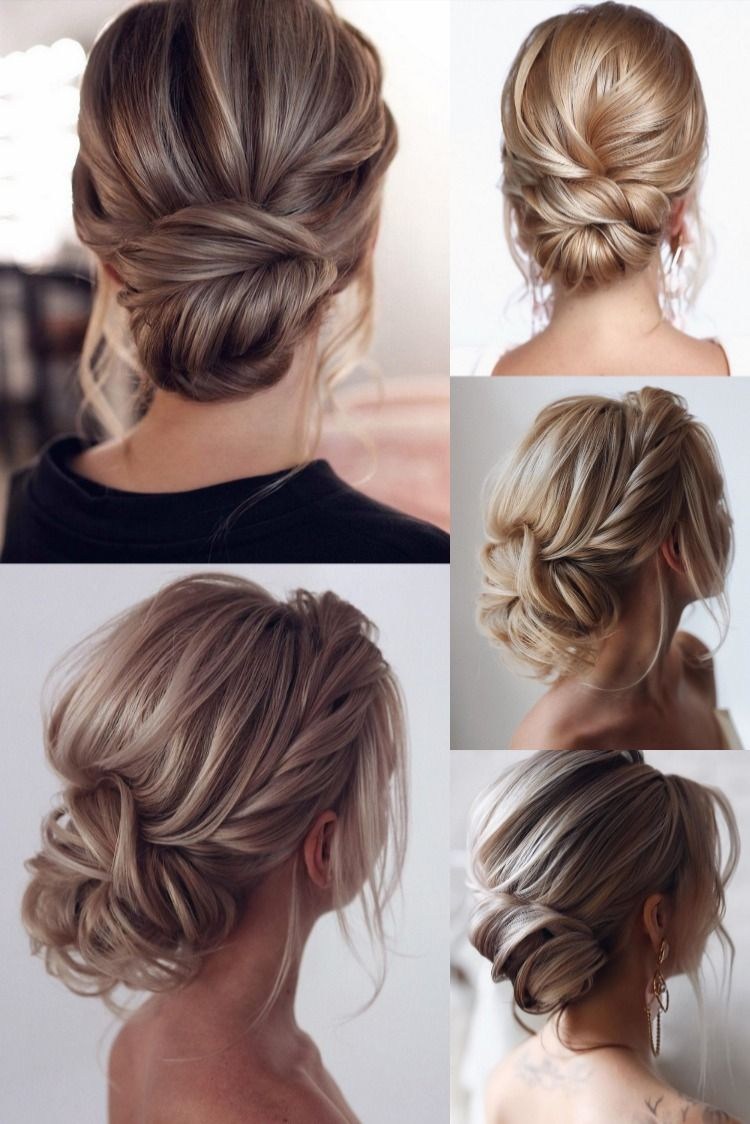 20 Trendy Low Bun Wedding Updos And Hairstyles Hair Styles Hair Extensions Best Ponytail Updo Wedding