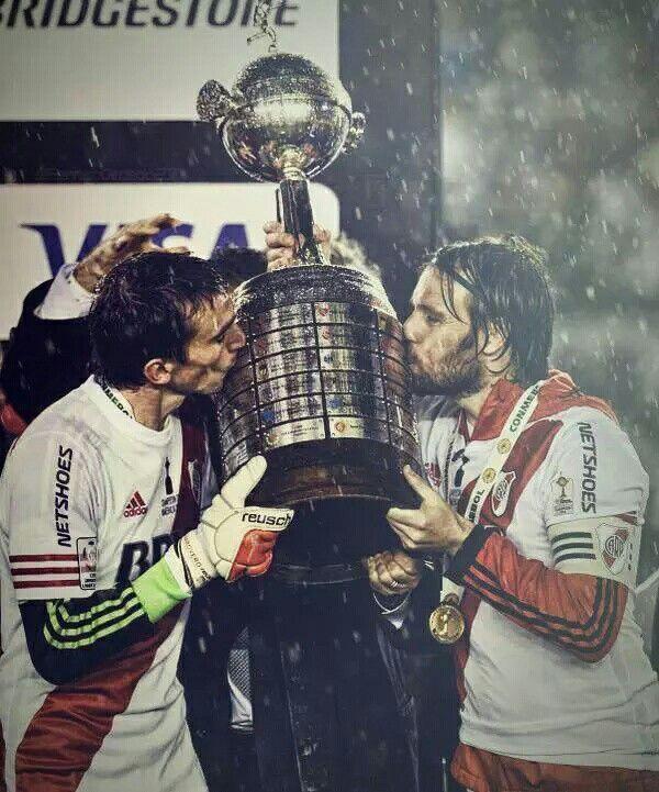River Plate campeón de America! #River #CopaLibertadores #MiObsesion