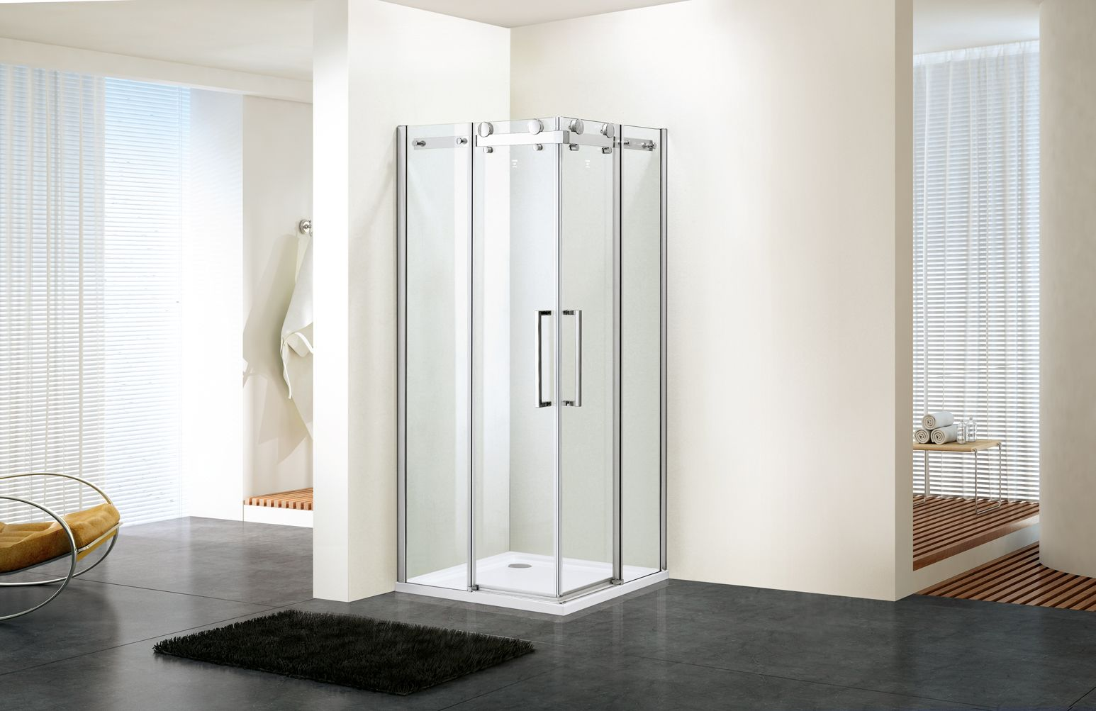 Dabbl is a leader in manufacturing of shower enclosure, shower door ...