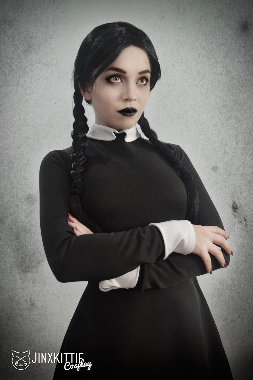 How to Cosplay As Wednesday Addams