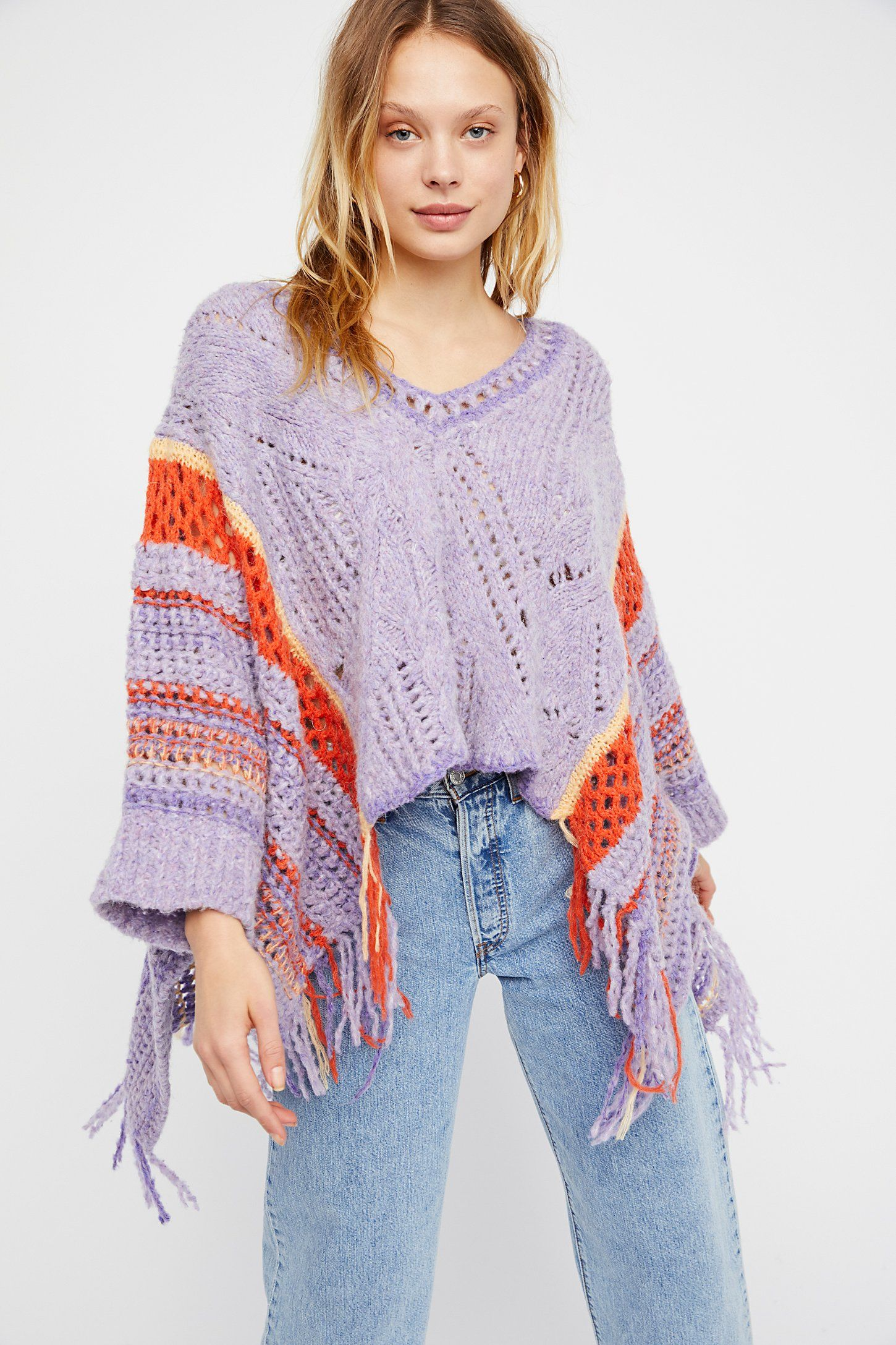 Shop our Hidden Valley Poncho at FreePeople.com. Share style pics ...