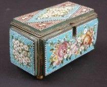 Italian Micro Mosaic Jewelry   Pretty wonderful at Kaboodle