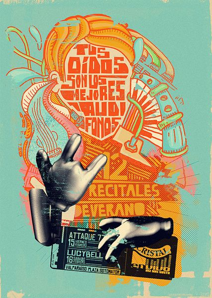 GigPosters.com - Attaque 77 - Lucybell Siguenos en Facebook https://www.facebook.com/pages/EXPONLINE/141220162699654