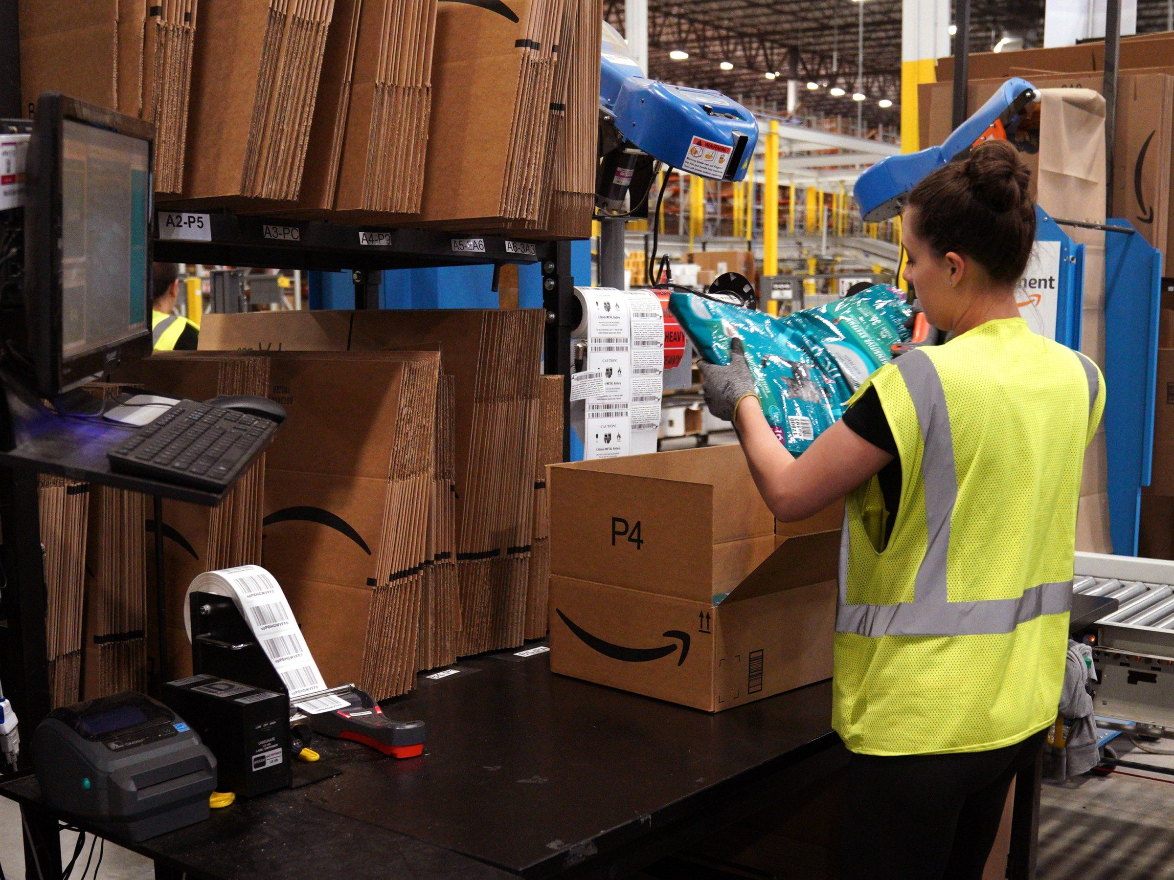 Prime members spend way more on Amazon than other
