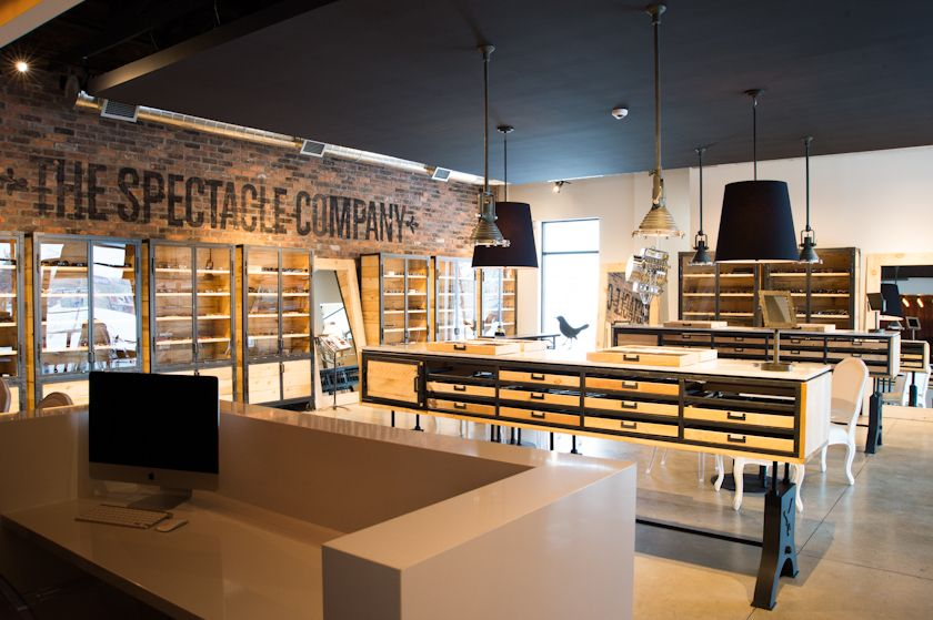 cf013bd1d9 Optometry Office, Glasses Shop, Store Interiors, Stores, Boutique,  Sunglasses Store,