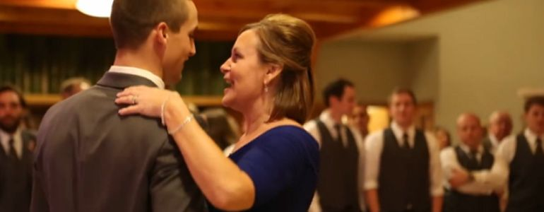 Mother Son Wedding Dance.This Super Sweet Mother Son Wedding Dance Will Have You Clapping