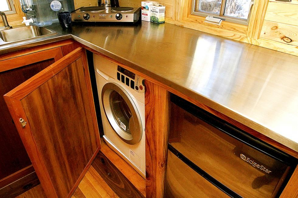 Tiny House Washer Dryer Home Design Ideas
