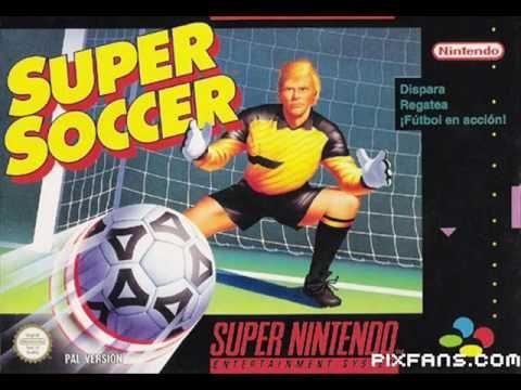 SNES Music Super Soccer - Columbia | Musica Gamer | Soccer