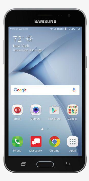 Samsung Galaxy J3 V Verizon Samsung galaxy, Samsung