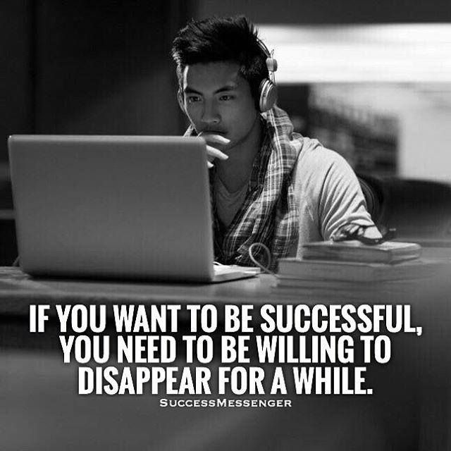 Work Hard In Silence Let Your Success Be Your Noise Work In