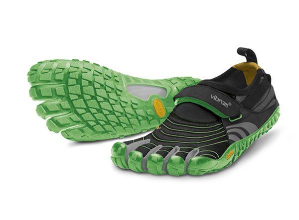 differently 791c1 542ba Zapatos con deditos  La sensación en el mundo