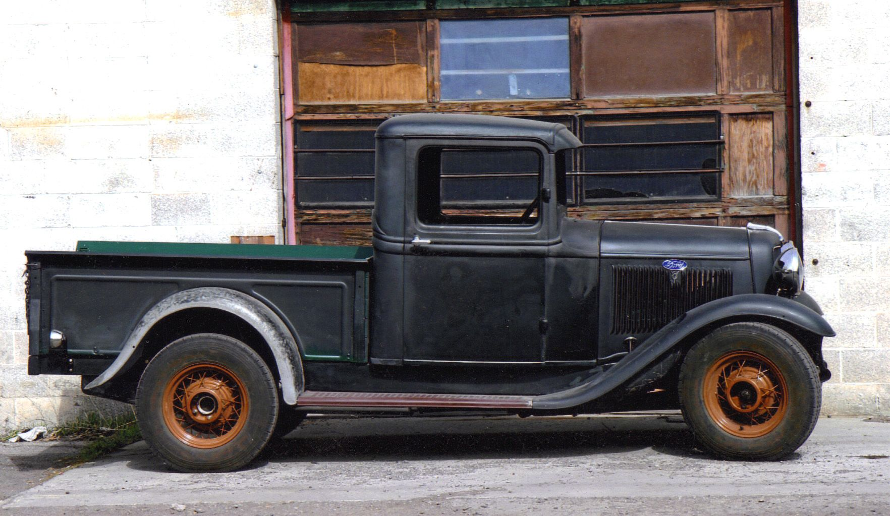 1934 Ford Pickup Classic Cars Trucks Vintage Trucks Ford Pickup