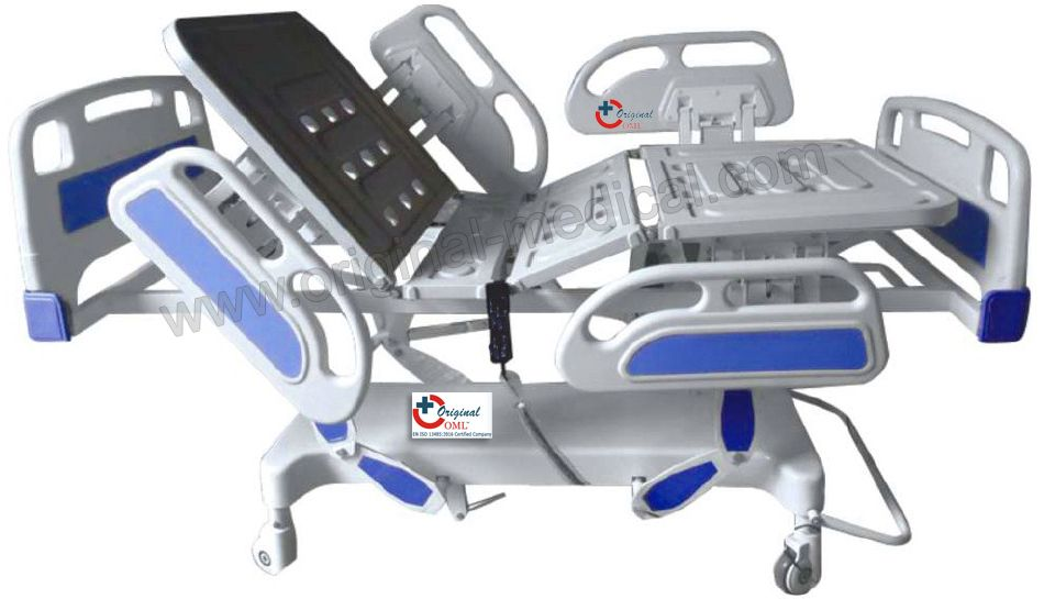 Electric Icu Bed Multi Function As A Hospital Product Manufacturer