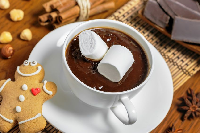 How to Set Up a Hot Chocolate Bar at Your Next Party