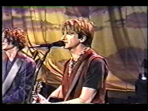 Crushing on Neil Finn again. Crowded House, Distant Sun - http ...