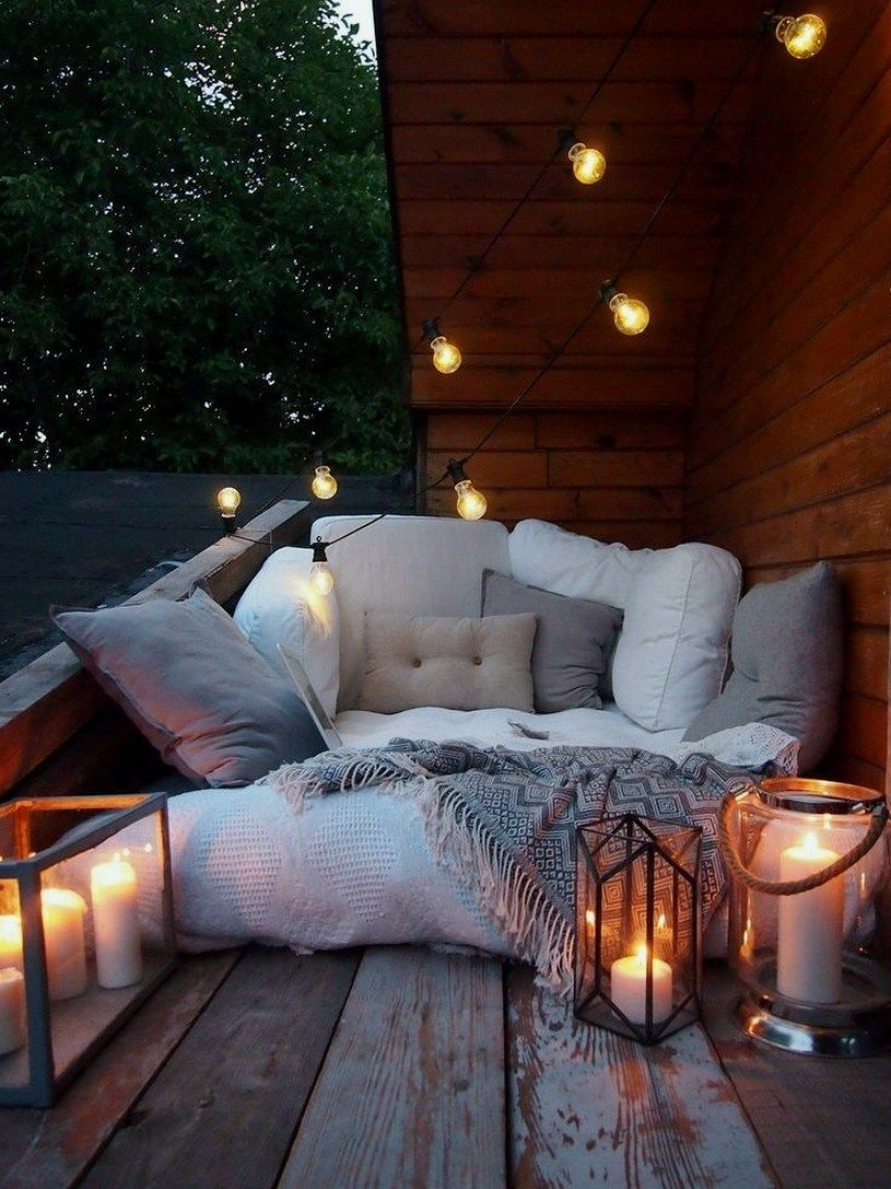 Photo of Super Cozy Outdoor Spaces and Decor You'll Love – Wonder Forest