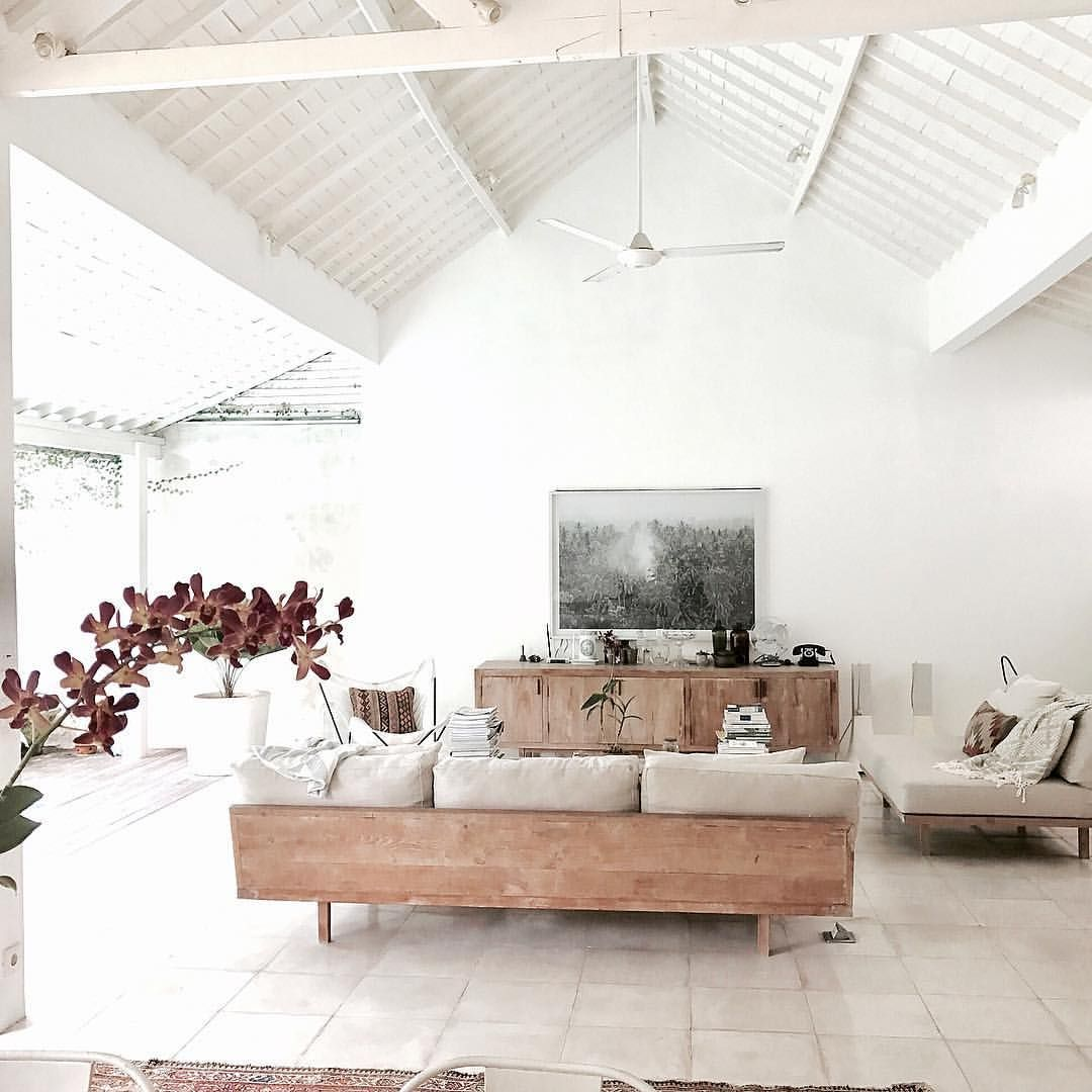 965 Likes 8 Comments Magali Pascal Magalipascal On Instagram At Home With Magali Minimal Natural White Bali L Home Decor Bedroom Decor Home Decor