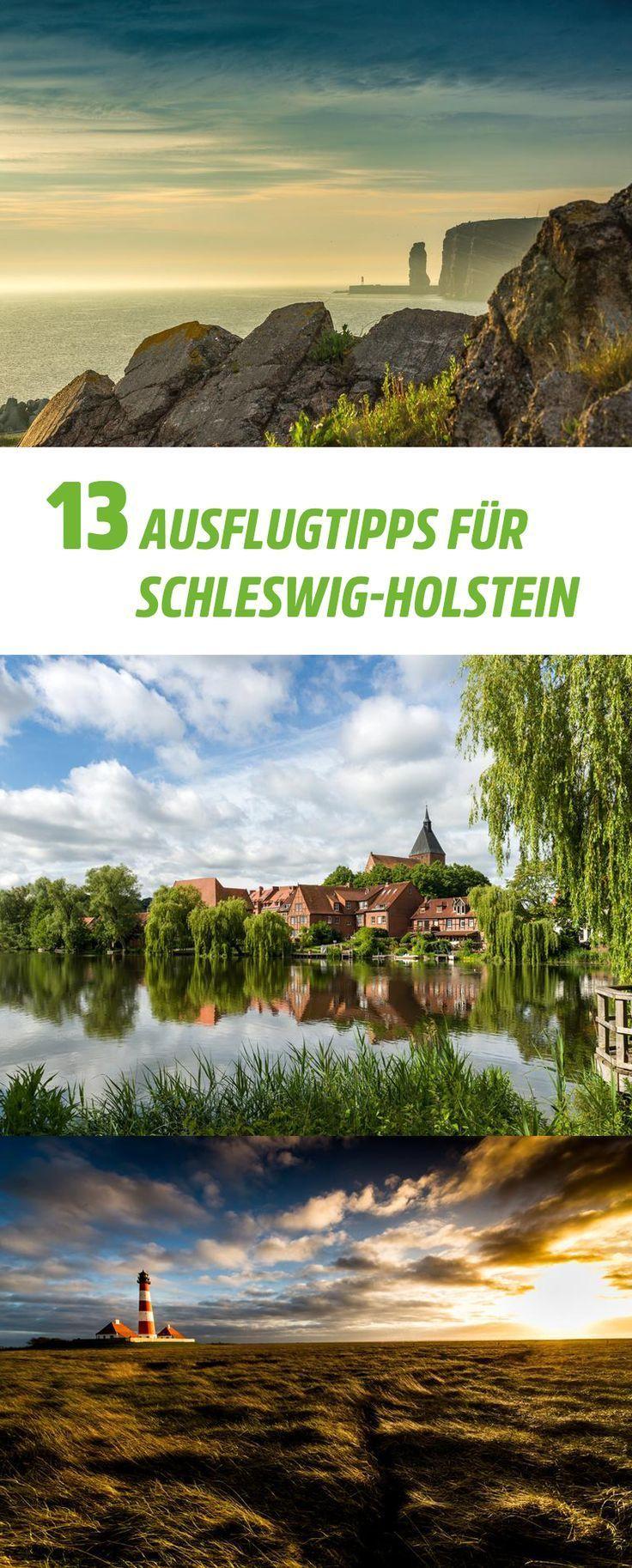 13 Gründe, warum die Menschen in Schleswig-Holstein so glücklich sind