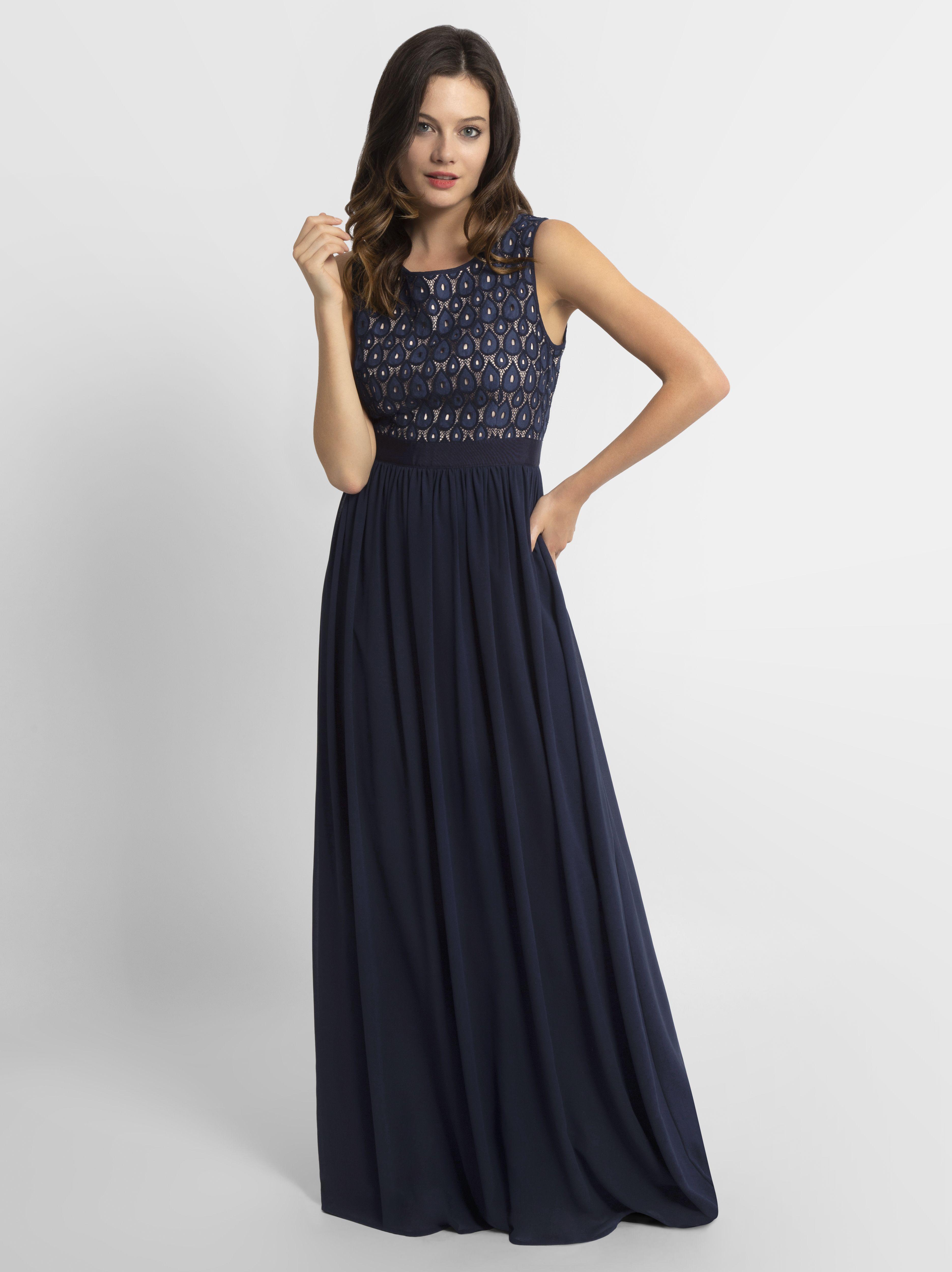 Abendkleid  Abendkleider elegant, Abendkleid, Modische kleider