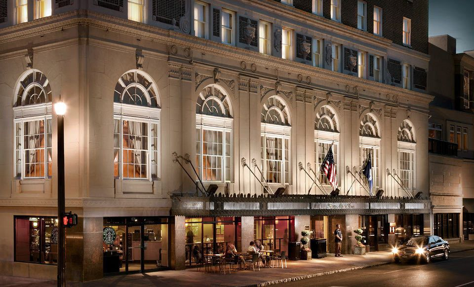 Francis Marion Hotel Deal Of The Day Groupon Charleston