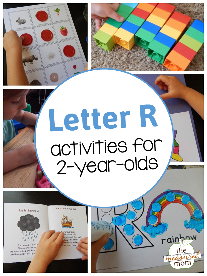 Letter R Activities For 2 Year Olds The Measured Mom Letter R Activities Toddler Learning Activities Alphabet Activities Toddler [ 1152 x 864 Pixel ]