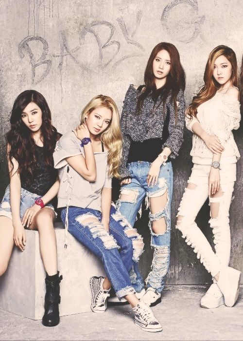 #Snsd #GG #Tiffany #Tiffany Hwang #Hyoyeon #Yoona #Jessica #Jessica jung #Presenter #Watch #BabyG