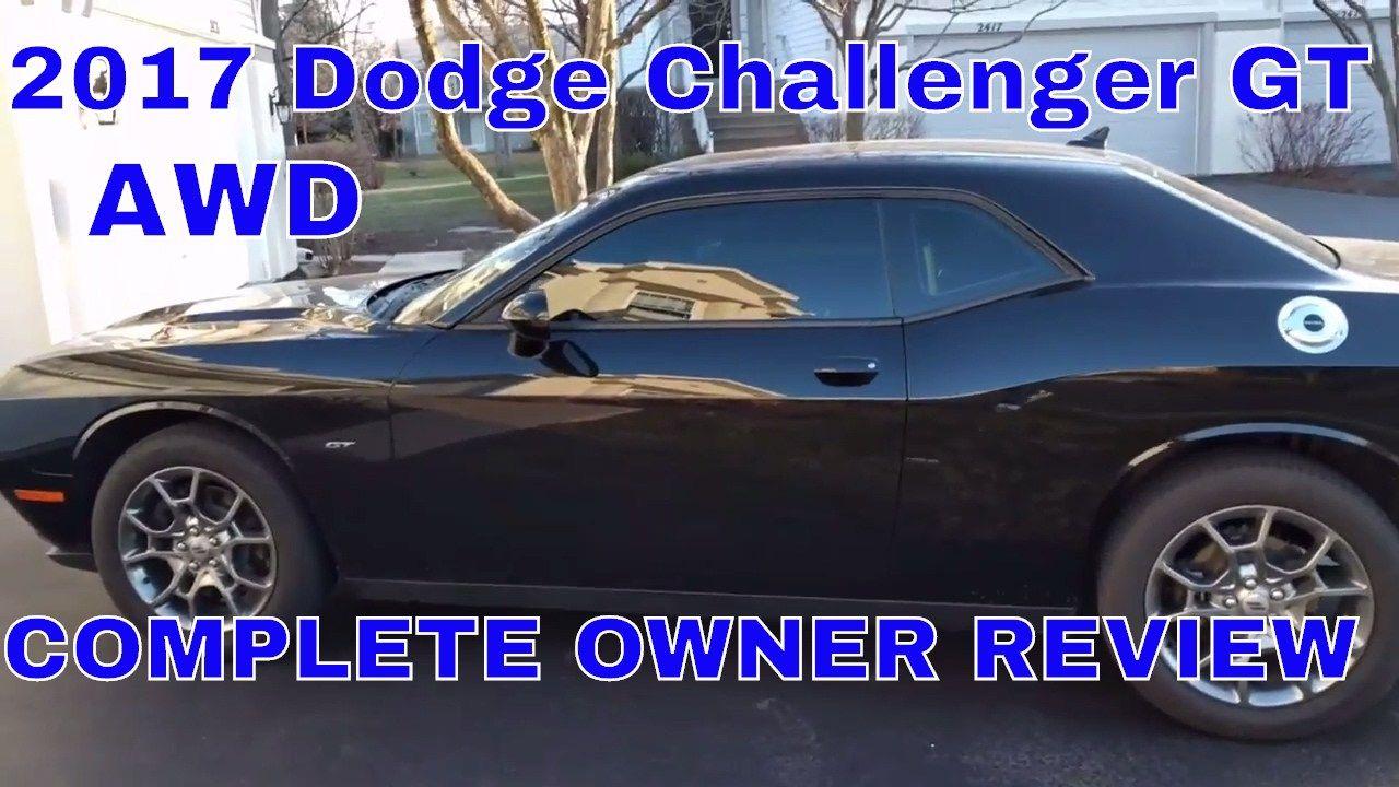 Latest Dodge Challenger Or Dodge Challenger Gt Awd 2017 Dodge