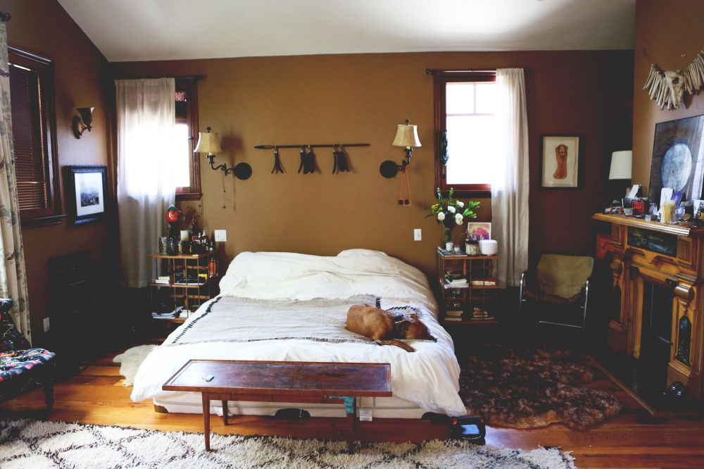 Inside Erin Wasson S Venice Beach Home Studded Hearts Home Home Bedroom Home Decor