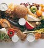 Tabla por colores de la dieta del Índice Glucémico (IG)