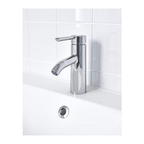 DALSKÄR Bath faucet with strainer, chrome plated | Faucet, Bath and ...