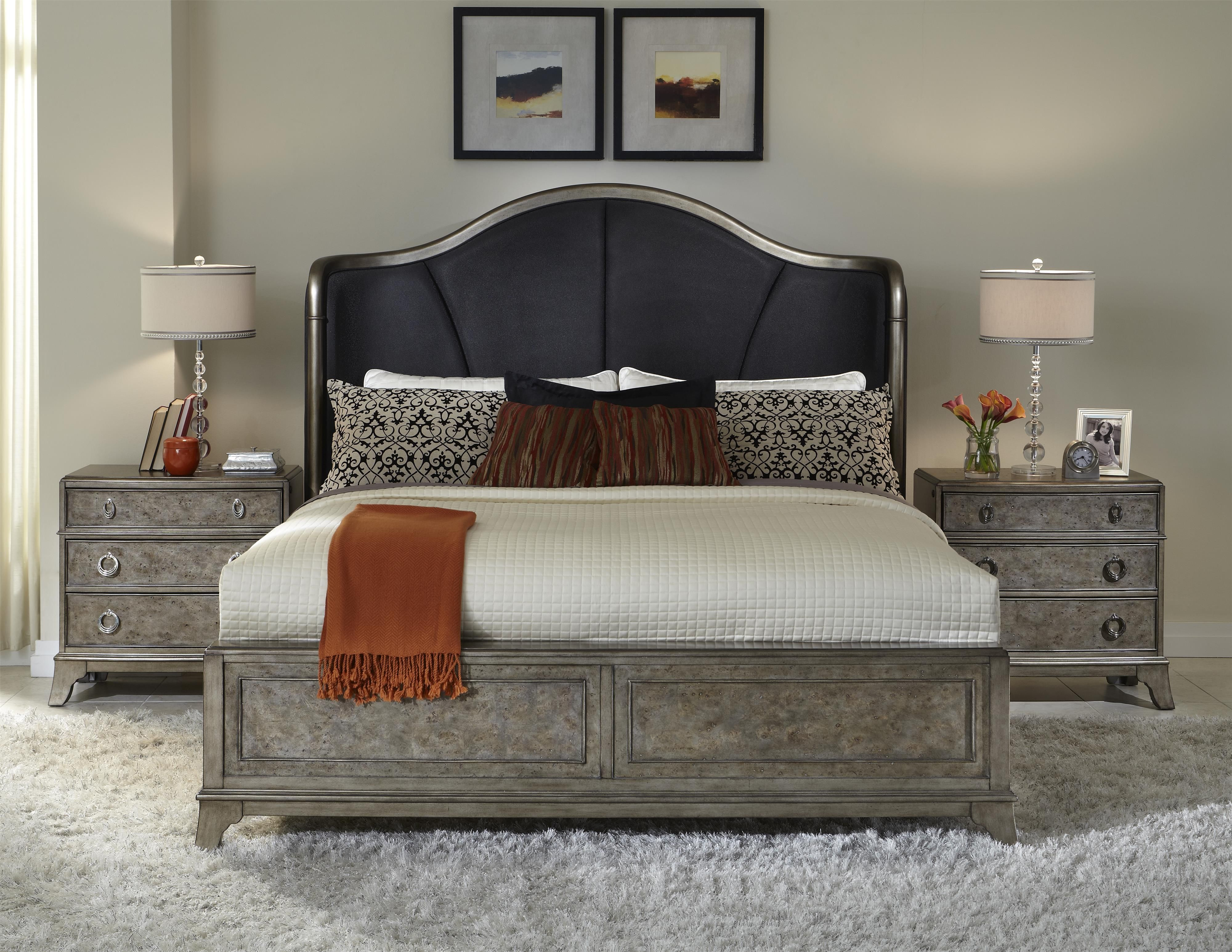 Pulaski Furniture Bedroom Sets Hanson Cal King Bedroom Group By Pulaski Furniture My Bed